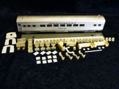 No# 9531 Athearn Lounge Car: LW