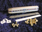 No# 9502 Athearn Coach Observation: LW