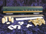 No# 9561 Athearn Dining Car: LW