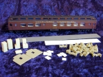 No# 9416 MDC Palace Dining Car: WD